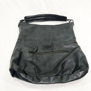 Billabong Vegan Leather Black Purse bag Shoulder